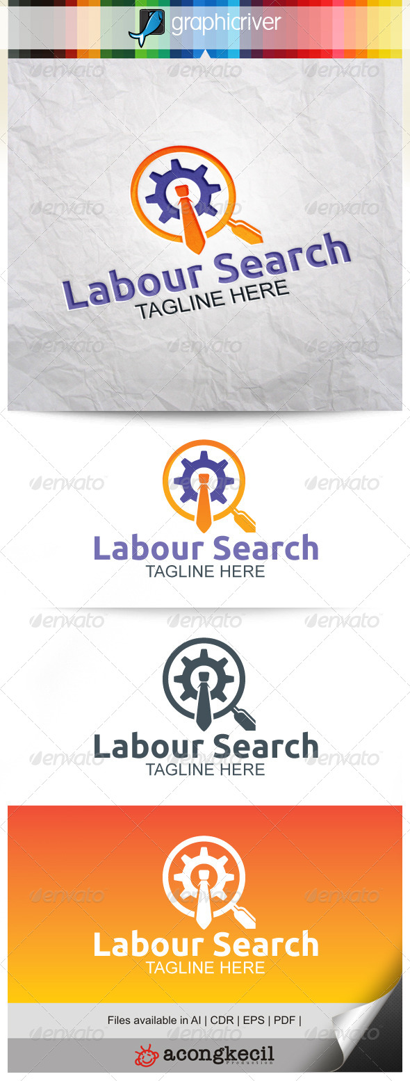 GraphicRiver Labour Search 8240294