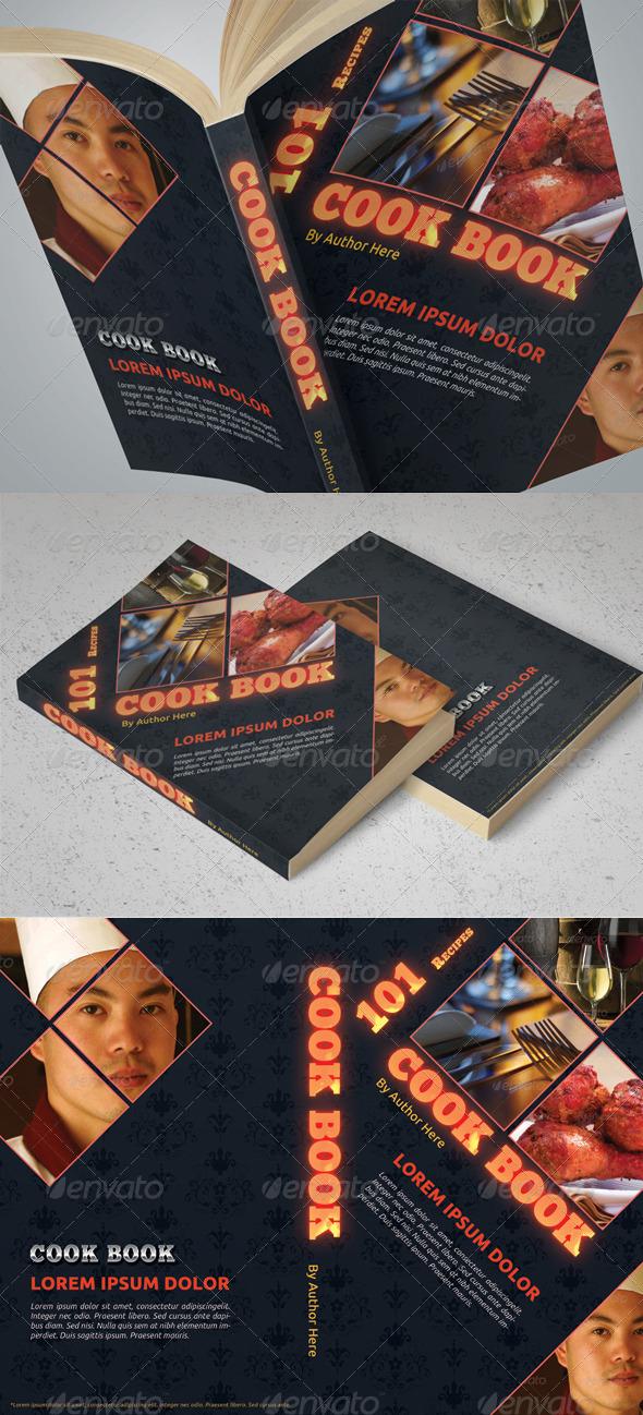 GraphicRiver Book Cover Template 17 8232365