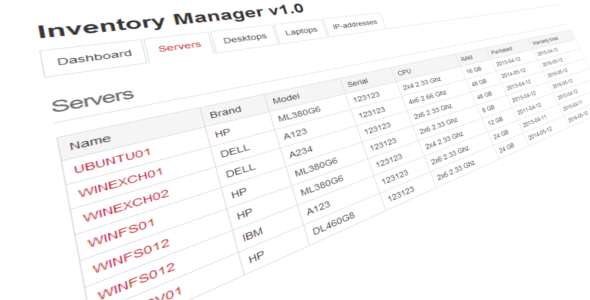 CodeCanyon Inventory Manager v1.0 8240513