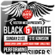 Black & White - Flyer - GraphicRiver Item for Sale