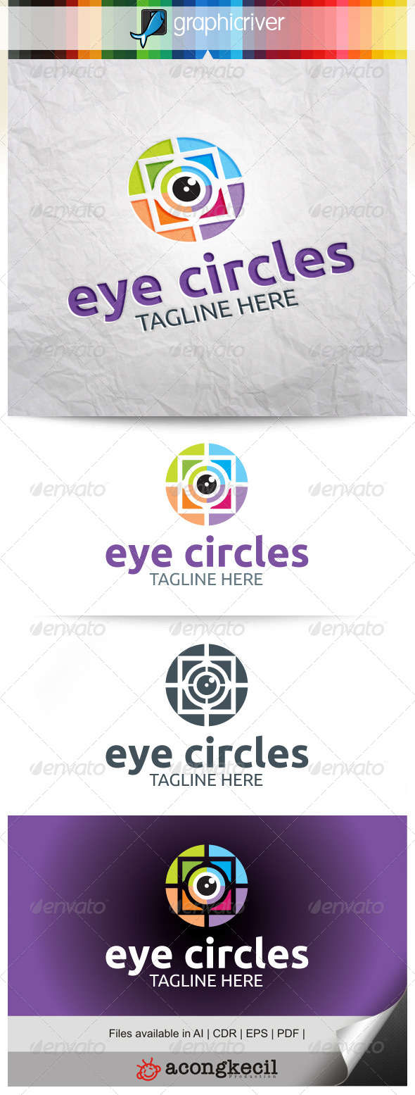 GraphicRiver Eye Circles V.4 8240559