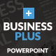 Business Plus - Powerpoint Template - GraphicRiver Item for Sale