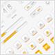 Stylish Web UI Kit - GraphicRiver Item for Sale