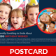 Kids Birthday Postcard Print Templates - GraphicRiver Item for Sale