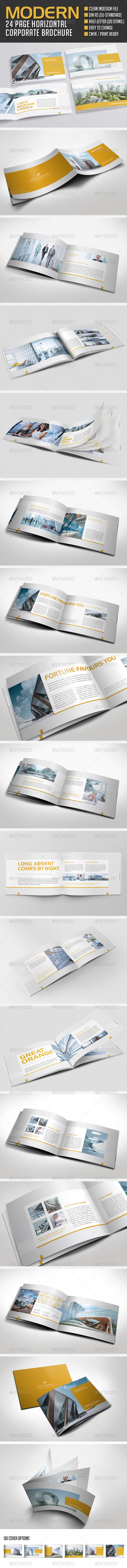 Modern Image Brochure - Corporate Brochures