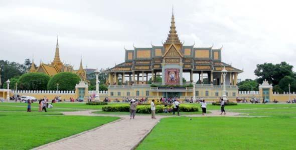 Royal Palace Phnom Penh Cambodia4