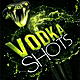Vodka Shots Flyer Template PSD - GraphicRiver Item for Sale