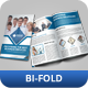 Creative Corporate Bi-Fold Brochure Vol 20 - GraphicRiver Item for Sale