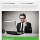 Corporate Business Solution Flyer Template - GraphicRiver Item for Sale