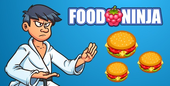 CodeCanyon Food Ninja & Ads integrated 8242468