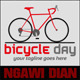 Bicycle Day Logo - GraphicRiver Item for Sale