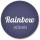 Rainbow - Responsive Admin App with AngularJS