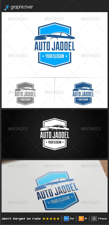 GraphicRiver Auto Jadoel Logo Templates 8243117