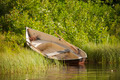 Wooden rowing boat - PhotoDune Item for Sale