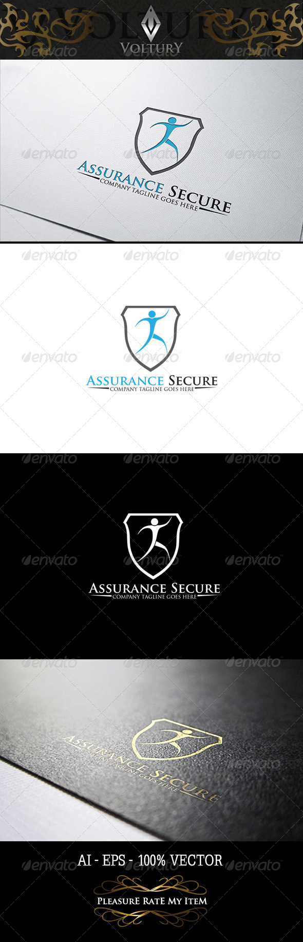 Assurance Secure Logo