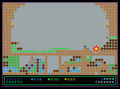 Screenshot of the old style computer game - PhotoDune Item for Sale