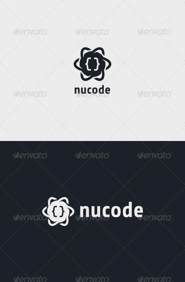 GraphicRiver Nucode Logo 8243995