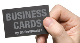 Business Cards by ShakeyImages