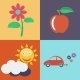 Vector Flat Eco Icons - GraphicRiver Item for Sale