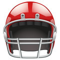Realistic American football helmet. Isolated on white background. Bitmap copy. - PhotoDune Item for Sale