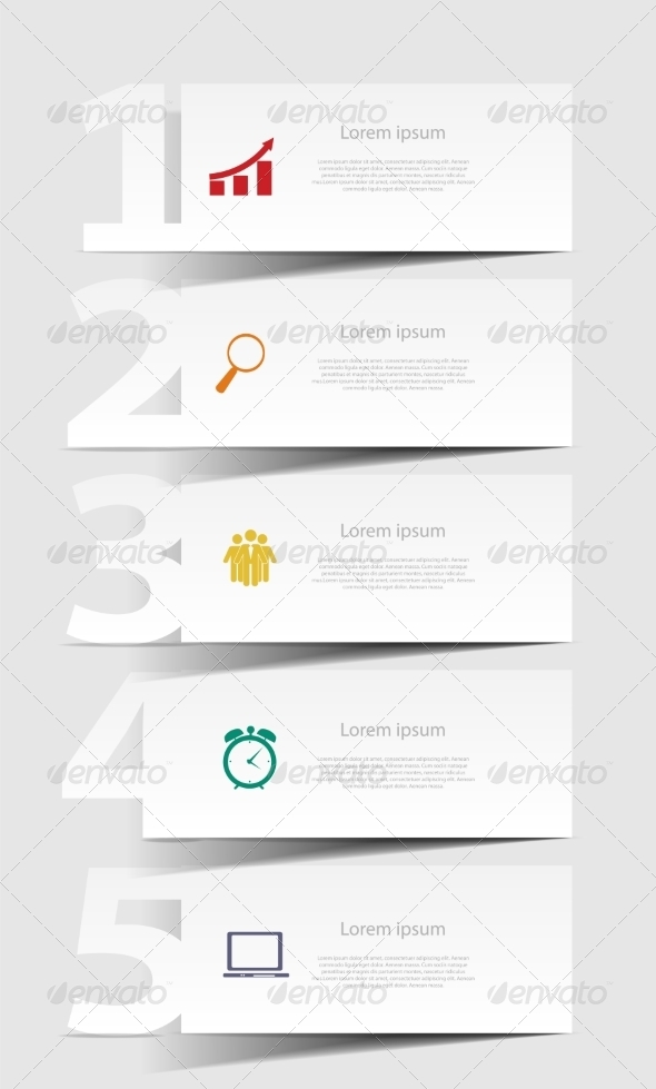GraphicRiver Infographic Elements 8247385