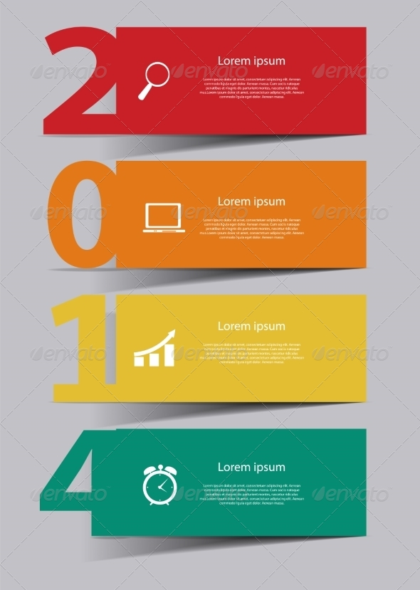GraphicRiver Infographic Elements 8247475
