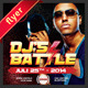 DJ Battle Flyer - GraphicRiver Item for Sale