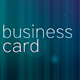 "Business Card ""1"" - GraphicRiver Item for Sale"