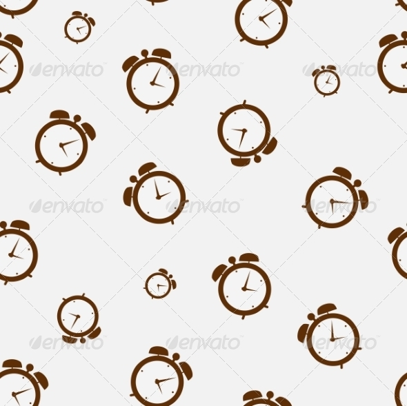 GraphicRiver Alarm Clock Background 8247548