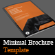 Minimal Brochure Templates - GraphicRiver Item for Sale