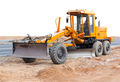 Road grader - PhotoDune Item for Sale