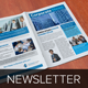 Corporate Multipurpose Newsletter Template - GraphicRiver Item for Sale