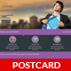 Marketing Postcard Templates - GraphicRiver Item for Sale