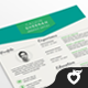 Simply Resume - GraphicRiver Item for Sale