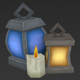 Low Poly Lantern Mega Pack - 3DOcean Item for Sale