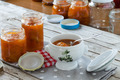 Apricots Marmalade Jars - PhotoDune Item for Sale
