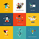 Set of Education Icons - GraphicRiver Item for Sale