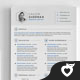 Light Resume - GraphicRiver Item for Sale