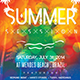 Summer Session Flyer Template - GraphicRiver Item for Sale