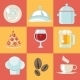 Food Icons Set - GraphicRiver Item for Sale