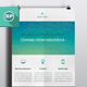 Clean & Modern Corporate Flyer Template V5