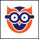 Smart Owl School - GraphicRiver Item for Sale