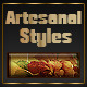 Artesanal Styles - GraphicRiver Item for Sale