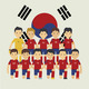 Korea South Player football team - PhotoDune Item for Sale