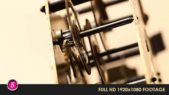 Clock Mechanism 32