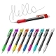 Mechanical Pencils - GraphicRiver Item for Sale