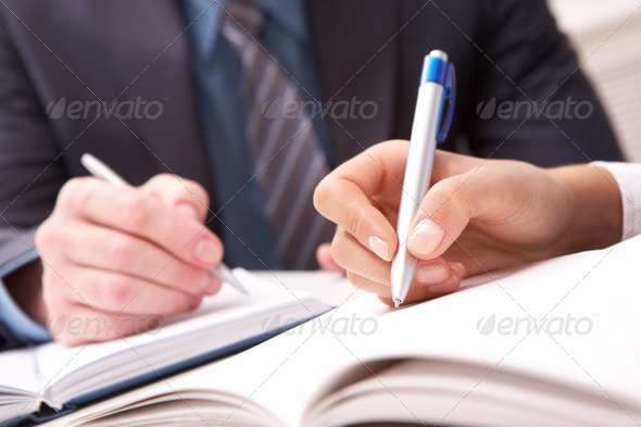 Writing - Stock Photo - Images