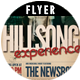 Hillsong Experience | Flyer - GraphicRiver Item for Sale