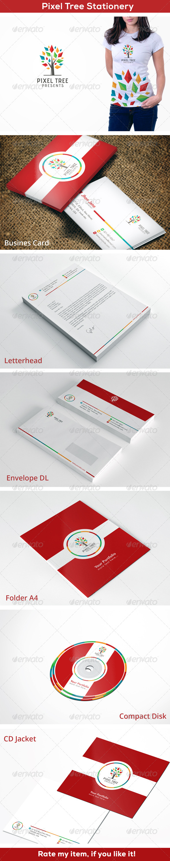GraphicRiver Corporate Pixel 7826166