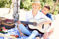 Adult couple and guitar - PhotoDune Item for Sale